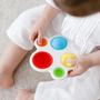 Brinquedo Ploc Ball para Bebê Buba