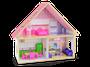 Casinha de Bonecas Sweet Home com Móveis Junges