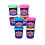 Massa De Modelar Play-Doh Plus Com 8 Cores Hasbro