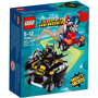 Mighty Micros Batman vs Arlequina Lego