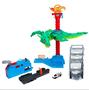 Pista Hot Wheels Ataque Aéreo do Dragão Mattel