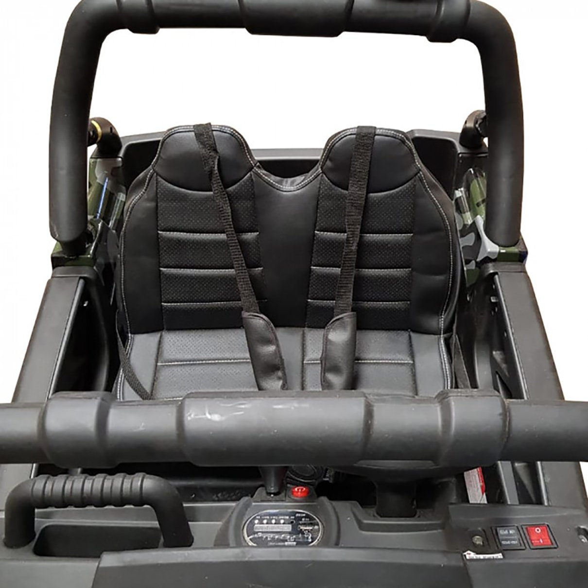 Veículo Elétrico Infantil Jipe Elite 4x4 12V Xalingo