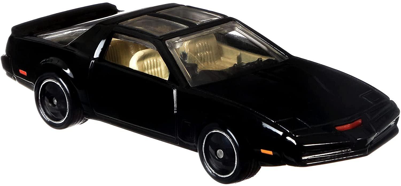 Veículo K.I.T.T Knight Rider Hot Wheels Collectors Mattel